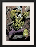 Hulk: Destruction 1 Cover: Hulk Prints by Jim Muniz