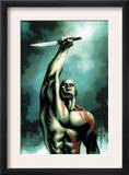 Drax The Destroyer 4 Cover: Drax The Destroyer Art by Mitchell Breitweiser