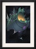Ultimate Secret 4: Kree Prints by Tom Raney