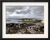 Siege of Charleston, South Carolina, by the British during the American Revolution Prints