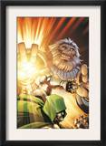 Doctor Doom and The Masters of Evil 3 Cover: Blastaar Prints by Karl Kerschl