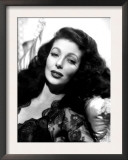 Loretta Young, 1940s Art