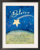 Believe in Miracles Prints by Flavia Weedn