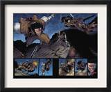 Wolverine: Soultaker 4 Group: Wolverine and Zombie Fighting Prints by Shin Nagasawa