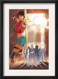 Generation M Cover: Mirage Prints by Stuart Immonen
