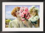 Summer Offering Prints by Sir Lawrence Alma-Tadema