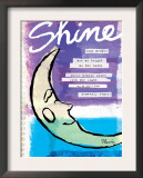 Some People Shine Prints by Flavia Weedn