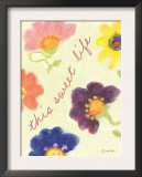 This Sweet Life Prints by Flavia Weedn