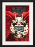 Thor: Blood Oath 6 Cover: Thor Prints by Scott Kolins