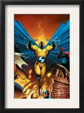 New Avengers 2 Cover: Sentry Prints by Trevor Hairsine