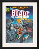 Blade The Vampire Slayer 3 Cover: Blade Poster
