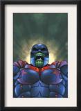 Marvel Team-Up 12 Cover: Titannus and Super Skrull Posters by Paco Medina