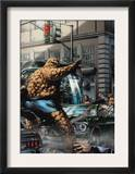 Marvels: Eye Of The Camera 1 Cover: Thing Poster by Jay Anacleto