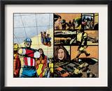 Pulse 12 Group: Captain America, Spider Woman, Spider-Man, Iron Man, Wolverine and New Avengers Posters by Michael Gaydos