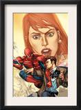 The Amazing Spider-Man 604 Cover: Spider-Man, and Peter Parker Art by Leinil Francis Francis Yu