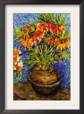 Fritillaries Prints by Vincent van Gogh