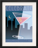 Martini Time Prints