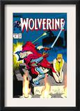 Wolverine 3 Cover: Wolverine Prints by John Buscema