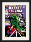 Strange Tales 166 Cover: Dr. Strange and Voltorg Prints by George Tuska