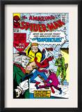 Amazing Spider-Man 10 Cover: Spider-Man Art by Steve Ditko