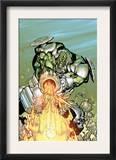 Nick Furys Howling Commandos 2 Cover: Frankenstein Posters by Eduardo Francisco