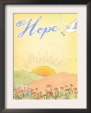 Hope Soars Art by Flavia Weedn