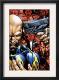 Weapon X: Days Of Future Now 2 Cover: Professor X Print by Bart Sears