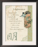 Enlightenment II Posters