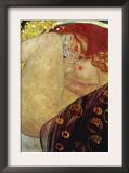 Danae Posters by Gustav Klimt