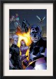 Ultimate X-Men 63 Group: Captain America Print by Stuart Immonen