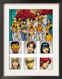 New X-Men: Academy X Yearbook Group: Prodigy Posters by Georges Jeanty