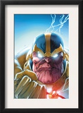 Lockjaw and The Pet Avengers 4 Headshot: Thanos Prints by Ig Guara