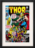 Thor 181 Cover: Thor and Balder Posters by Neal Adams
