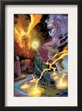 Fantastic Four: House Of M 2 Group: Invincible Woman Posters by Scot Eaton