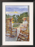 Ten Pound Island Poster by Childe Hassam