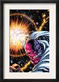 Thanos 10 Cover: Thanos Prints by Ron Lim
