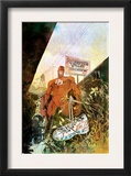 Daredevil: Redemption 1 Cover: Daredevil Posters by Bill Sienkiewicz