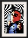 The Pulse 7 Cover: Nick Fury, Jameson, J. Jonah, Urich and Ben Poster