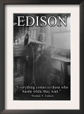 Edison Posters