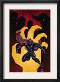 Black Panther 3 Cover: Black Panther Prints by John Romita Jr