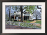 Monticello, Thomas Jefferson's Home in Charlottesville, Virginia Posters