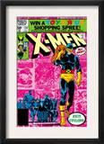 Uncanny X-Men 138 Cover: Cyclops and X-Men Print by John Byrne