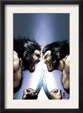 Wolverine 12 Cover: Wolverine Posters by Darick Robertson