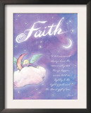 Light of Faith Posters by Flavia Weedn