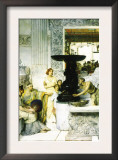The Sculpture Gallery Posters by Sir Lawrence Alma-Tadema