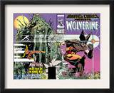 Marvel Comics Presents Wolverine 1 Cover: Wolverine Poster by Walt Simonson