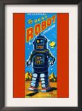 Roby Robot Prints
