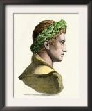 Caesar Augustus, First Roman Emperor Prints