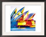 Opera House, Sydney Prints by  Tosh
