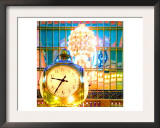 Grand Central Clock, New York Prints by  Tosh